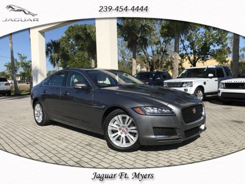 New 2018 Jaguar XF Premium RWD 4D Sedan