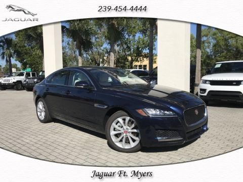 New 2018 Jaguar XF Premium AWD