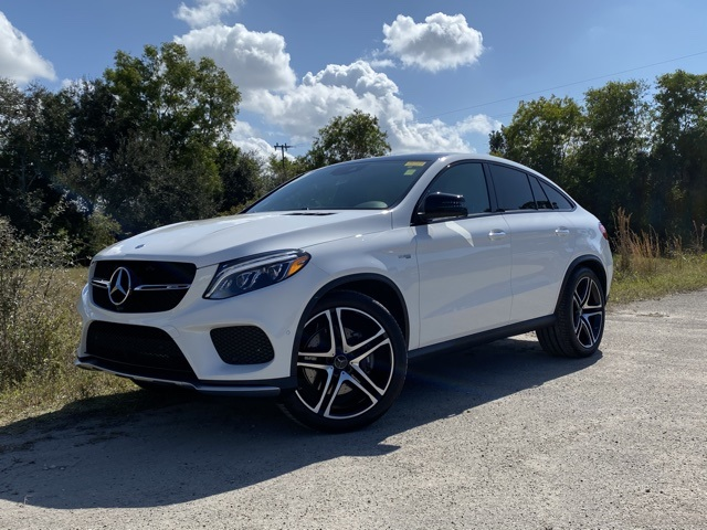 Pre-Owned 2017 Mercedes-Benz GLE GLE 43 AMG® Coupe 4MATIC®