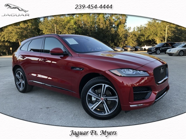 pre owned 2019 jaguar f pace 20d r sport 4d sport utility in fort myers ka36825p jaguar fort. Black Bedroom Furniture Sets. Home Design Ideas