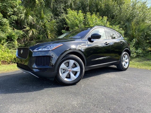 Certified Pre-Owned 2020 Jaguar E-PACE Base AWD