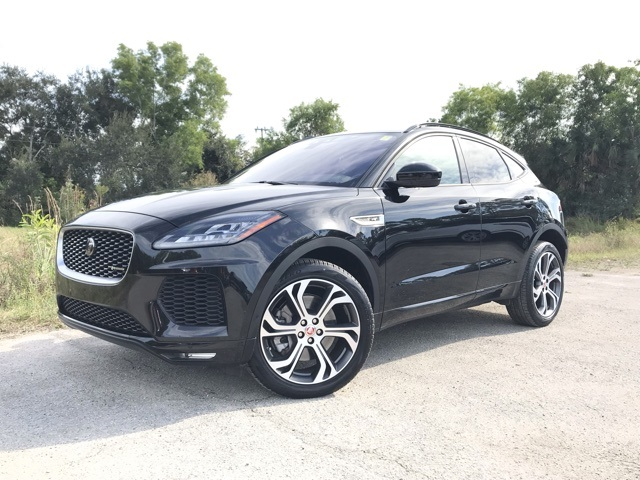 Certified Pre-Owned 2019 Jaguar E-PACE R-Dynamic