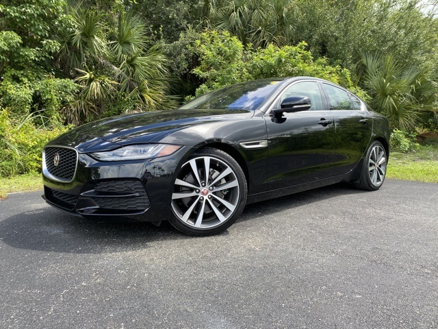Certified Pre-Owned 2020 Jaguar XE S RWD 4D Sedan
