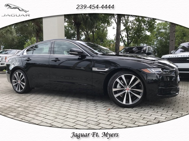 New 2020 Jaguar XE S RWD 4D Sedan