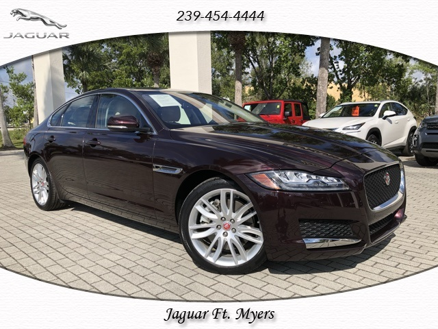 Certified Pre-Owned 2016 Jaguar XF Prestige