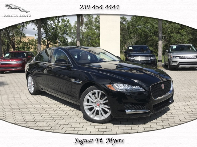 New 2018 Jaguar XF Prestige RWD 4D Sedan
