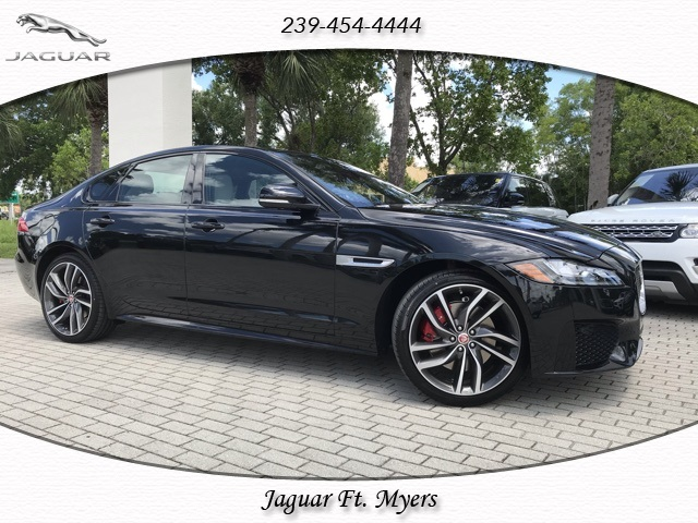 New 2020 Jaguar XF S