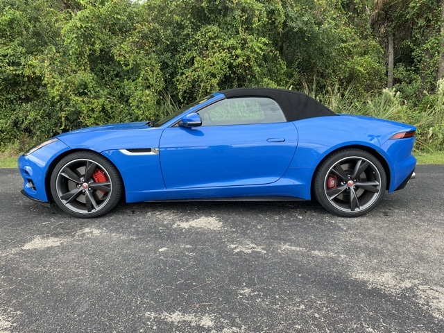 Certified Pre-Owned 2018 Jaguar F-TYPE R
