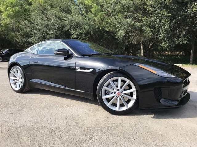 2020 Jaguar F-TYPE P300 With Navigation