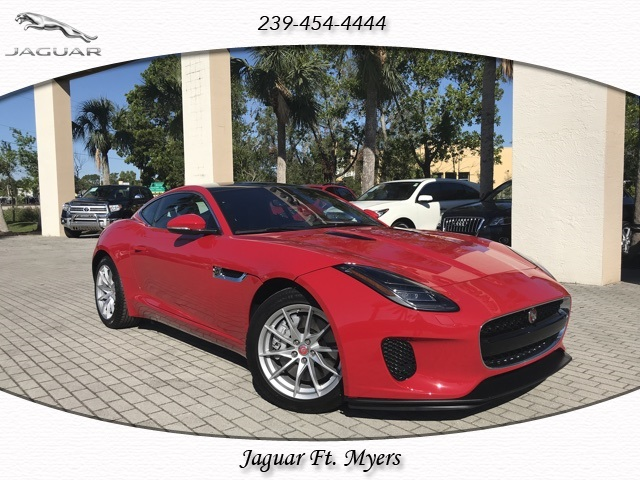 New 2018 Jaguar F-TYPE Base With Navigation