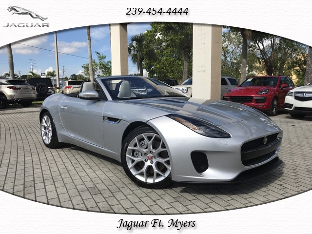 New 2018 Jaguar F-TYPE Base