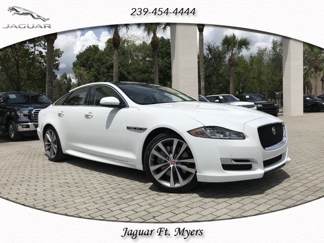 New 2018 Jaguar XJ XJR RWD 4D Sedan