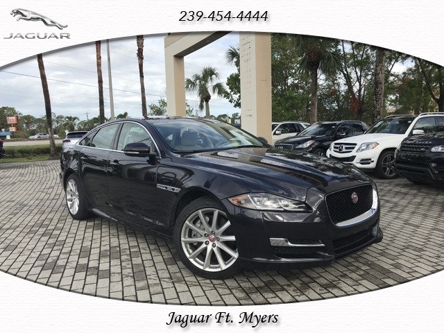 New 2017 Jaguar XJ XJR RWD 4D Sedan