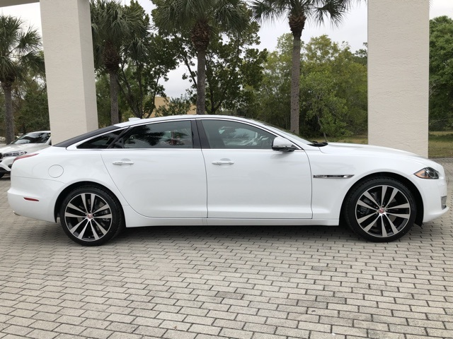 New 2019 Jaguar XJ