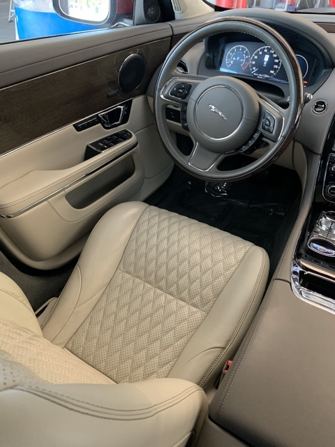Certified Pre-Owned 2017 Jaguar XJ XJL Supercharged