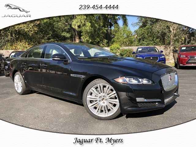 New 2019 Jaguar XJ XJL Supercharged