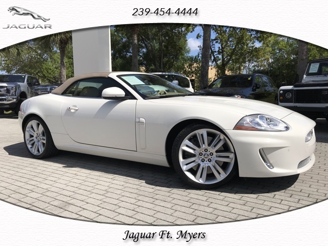 Pre-Owned 2010 Jaguar XK XKR Base