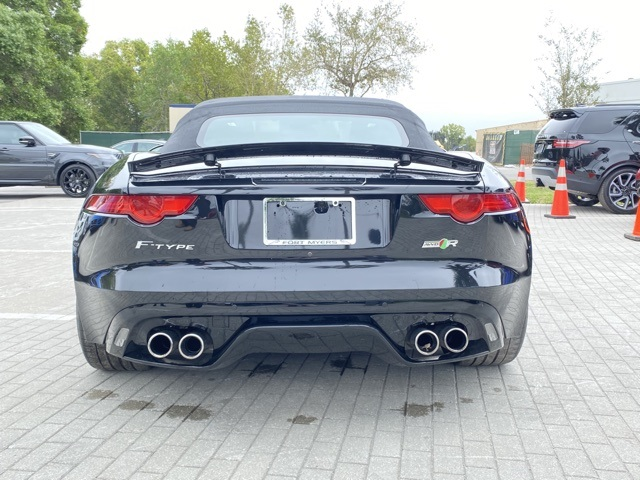 Certified Pre-Owned 2016 Jaguar F-TYPE R