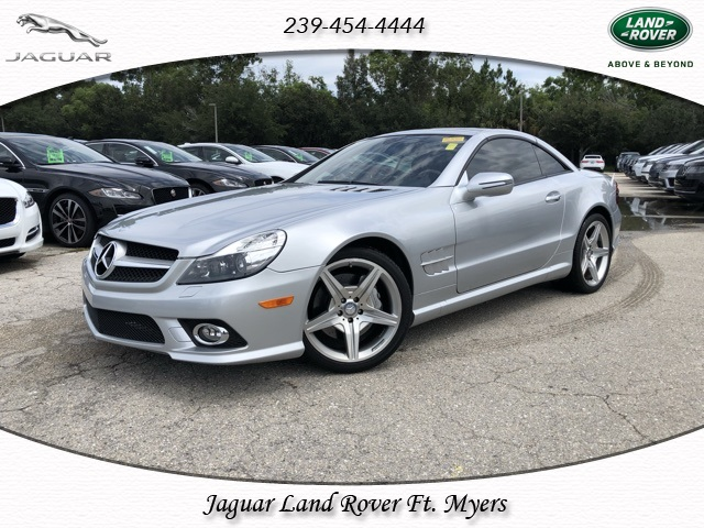 Pre-Owned 2011 Mercedes-Benz SL-Class SL 550