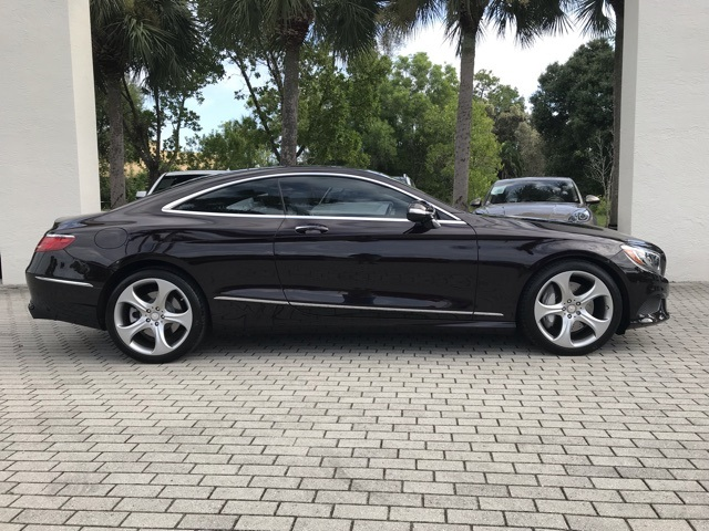 Pre-Owned 2016 Mercedes-Benz S-Class S 550 4MATIC®
