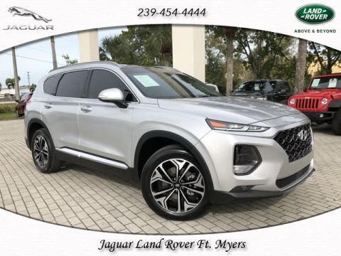 Pre-Owned 2019 Hyundai Santa Fe Limited 2.0T