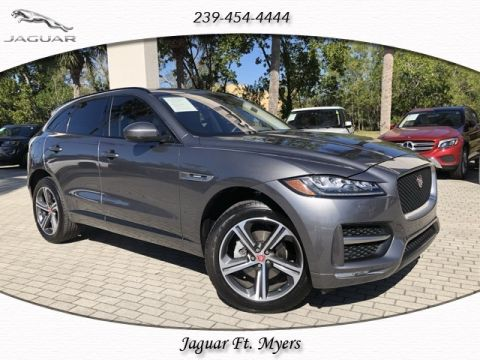 Certified Pre-Owned 2017 Jaguar F-PACE 20d R-Sport