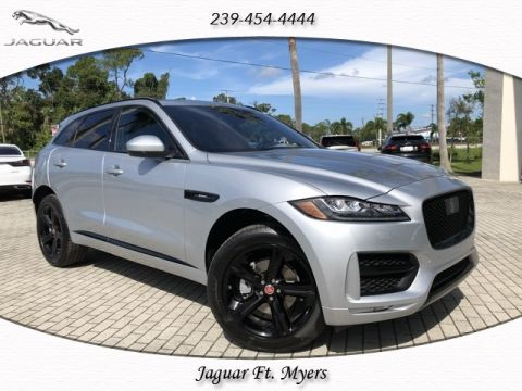 New 2019 Jaguar F Pace 25t R Sport 4d Sport Utility In Fort Myers