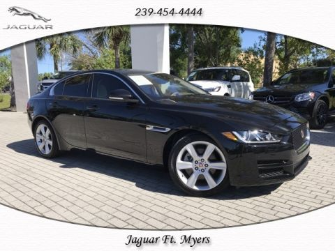Certified Pre-Owned 2018 Jaguar XE 20d Premium