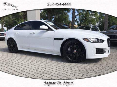 Certified Pre-Owned 2018 Jaguar XE 30t R-Sport