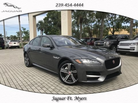 New 2018 Jaguar XF R-Sport