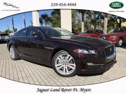 New 2019 Jaguar XJ R-Sport