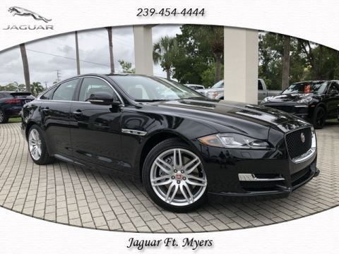 New 2019 Jaguar XJ XJR
